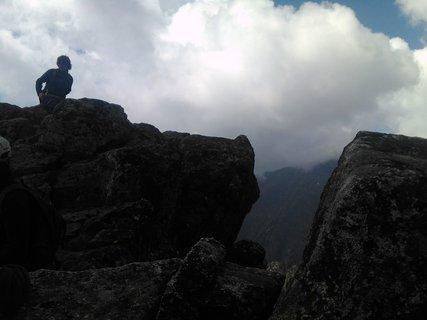 FOTKA - Vysoké Tatry - výš už to nejde