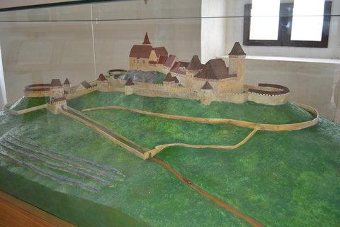 FOTKA - Model hradu