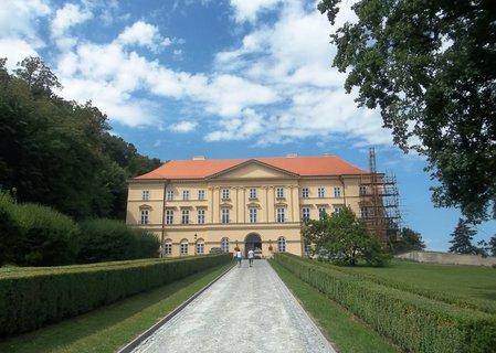 FOTKA - Boskovice zámek