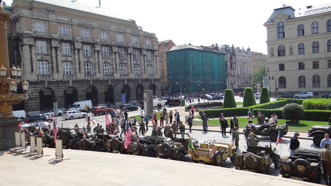 FOTKA - náměstí Jana Palacha