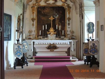 FOTKA - Kaple sv. Šebestiána