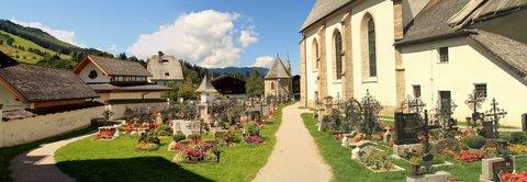 FOTKA - Procházka k Postalmu - Hřbitov v Maria Alm