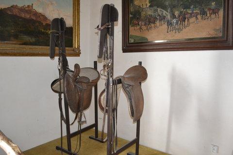 FOTKA - Koňské sedla