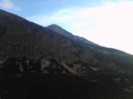 FOTKA - Vysoké Tatry -  kopec vedle kopce