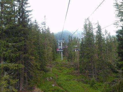 FOTKA - Vysoké Tatry - na sedačkové lanovce