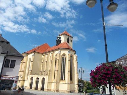 FOTKA - Boskovice..kostel