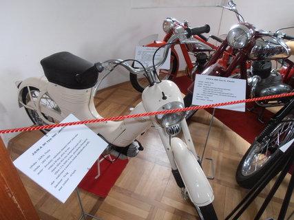 FOTKA - Výstava historických motocyklů