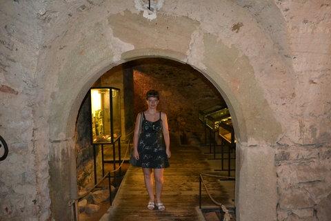 FOTKA - Kunětická Hora podzemí