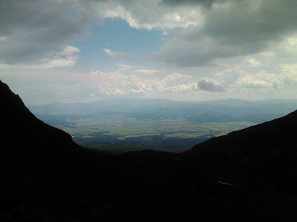 FOTKA - Vysoké Tatry - pohled od Furkotské doliny