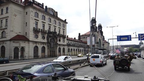 FOTKA - budova hlavního nádraží