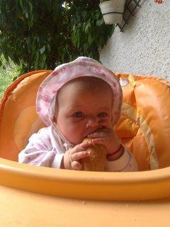 FOTKA - bambulka malá papá