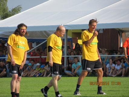 FOTKA - Němčice - fotbal VIP 2014