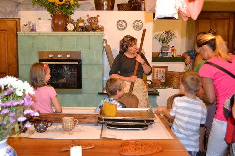 FOTKA - Kuchyň ježibaby