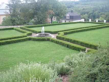 FOTKA - Františkánský klášter zahrada