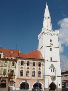FOTKA - Kadaň hodiny na věži