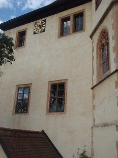 FOTKA - Františkánský klášter hodiny