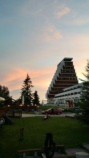 FOTKA - Vysoké Tatry - hotel