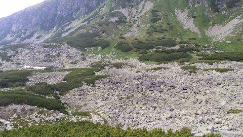 FOTKA - Vysoké Tatry - .kamení