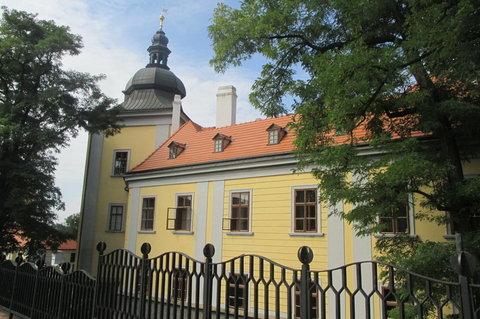 FOTKA - Dny evropského dědictví  - Zámecký areál Ctěnice