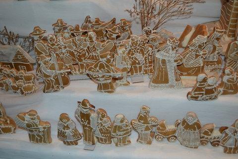 FOTKA - Trojanovický betlém v Perníkové chaloupce