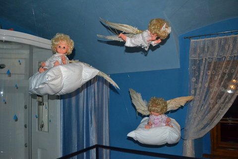 FOTKA - Panenky jako andělíčci