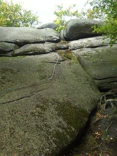 FOTKA - Ferrata Kočičí kameny