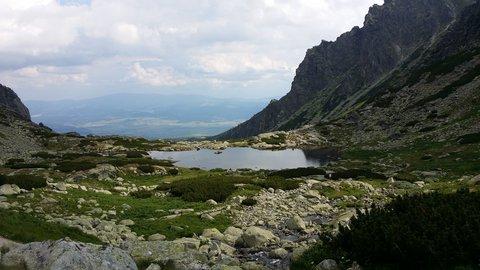 FOTKA - Vysoké Tatry - pleso a údolí