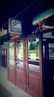 FOTKA - Vysoké Tatry - ozubnicová železnica, vchod