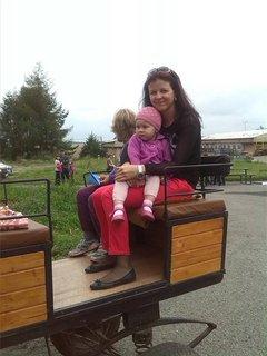 FOTKA - Maminka a jeji malá Sofie