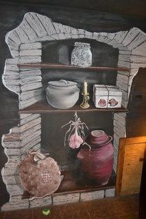 FOTKA - Namalovan� na zdi