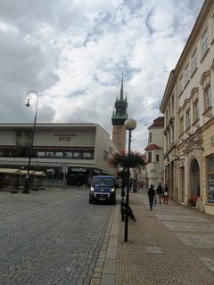 FOTKA - Náměstí ve Znojmě