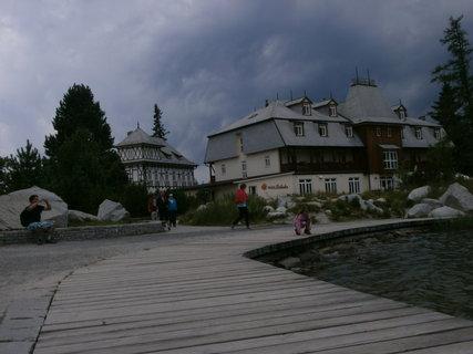 FOTKA - Vysoké Tatry - hotel Solisko
