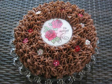 FOTKA - čoko dortík