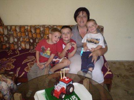 FOTKA - Kubík s tetou Jankou