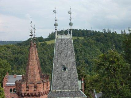FOTKA - Pohled z Hodinové věže