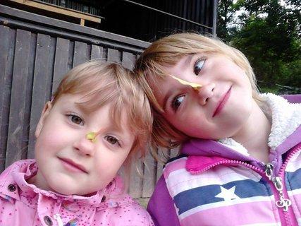 FOTKA - Miška s Veronikou