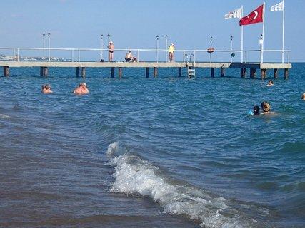 FOTKA - Turecko-pohľad na mólo