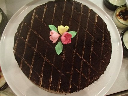 FOTKA - Turecko-torta tiramisu