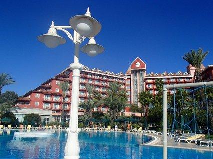 FOTKA - Turecko-pohľad od bazéna