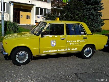 FOTKA - retro Taxi Ostrava ♥