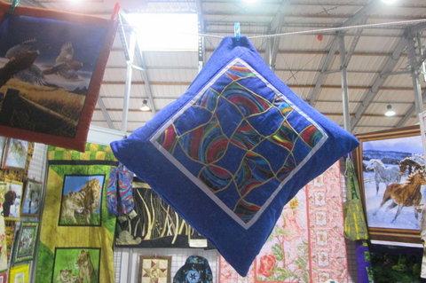 FOTKA - FOR DECOR & PRESENT 2014:   výstava textilních technik