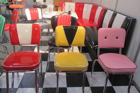 FOTKA - FOR INTERIOR:  veselé židle