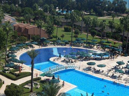 FOTKA - Turecko-pohľad zhora z hotela