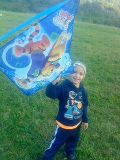 FOTKA - Samko a jeho drak