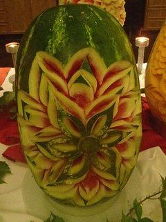 FOTKA - Turecko-vyrezávané melóny