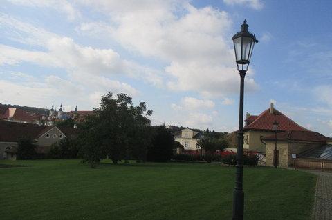 FOTKA - Produkční zahrady Pražského hradu : Přístupný veřejnosti
