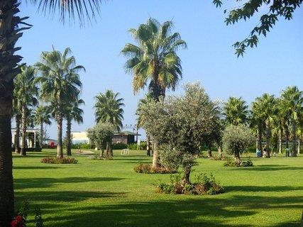 FOTKA - Turecko-zelený areál