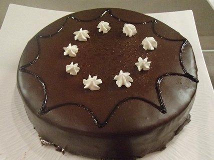 FOTKA - Turecko-čokoládová torta