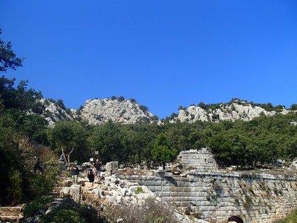 FOTKA - Turecko-výstup na Termessos