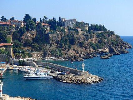 FOTKA - Turecko-malý prístav